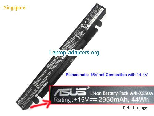 ASUS X550VC Battery