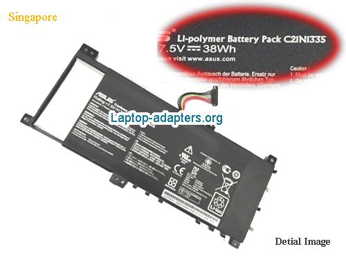 ASUS S451LN Battery