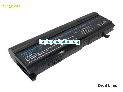 TOSHIBA PA3399U-2BRS Battery
