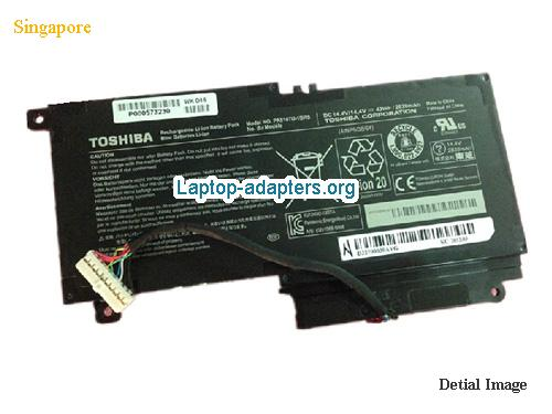 TOSHIBA P000573230 Battery